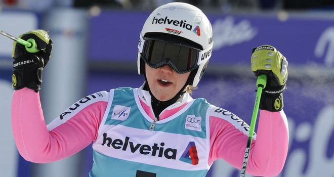 Viktoria Rebensburg: has now won ninth World Cup races in her career