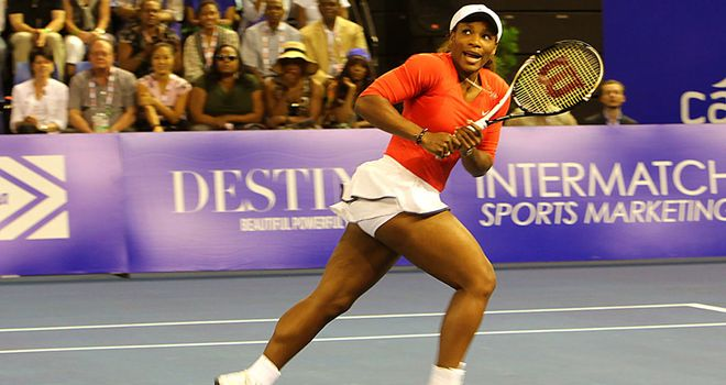 Serena Williams: All set for another big year in 2013