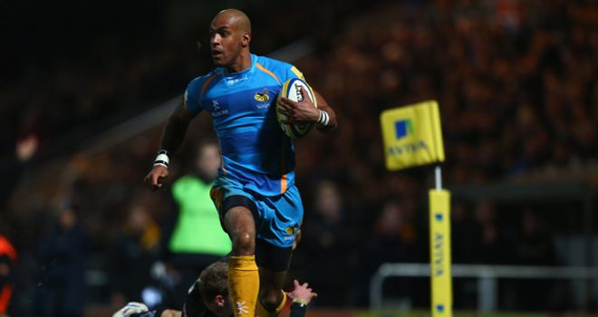 Tom Varndell: Will be on the hunt for tries as Wasps chase a bonus point