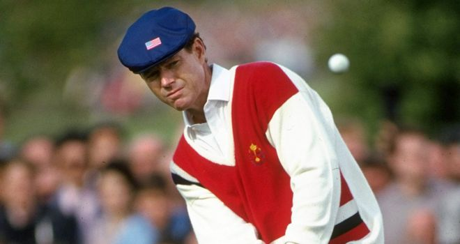 Tom Watson: Luck and right mentality can turn American fortunes