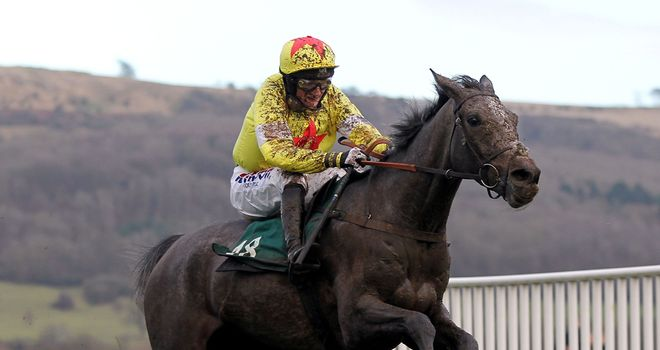 Unioniste in winning form at Cheltenham in December