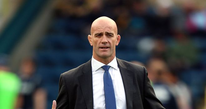 John Mitchell: Laid down gauntlet to Danny Cipriani