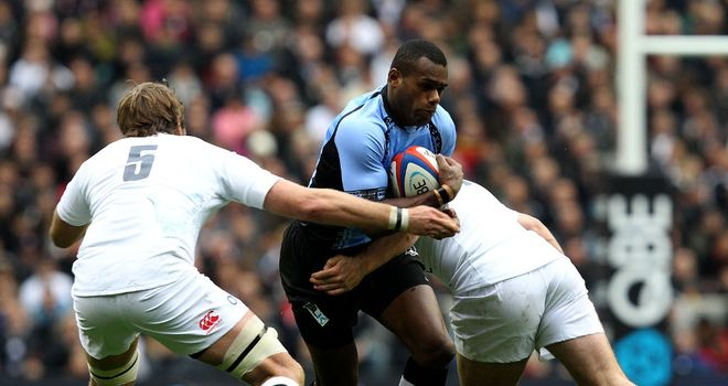 Exeter Chiefs closing in on the signing of Fijian international Watisoni Votu.