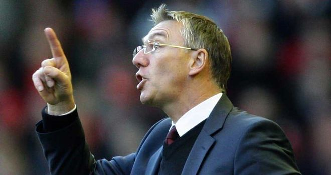Nigel Adkins: Looking to make a point at Fulham
