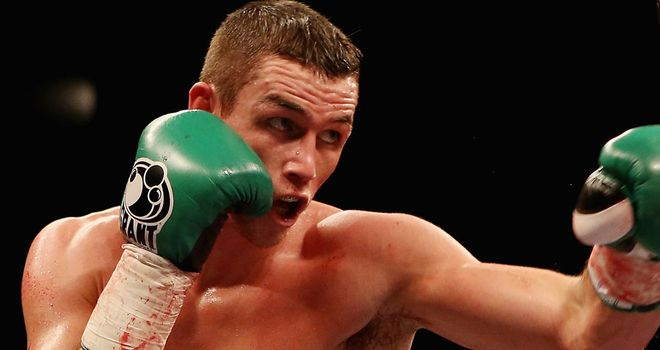 Callum Smith: Gained his first win via stoppage against Tommy Tolan