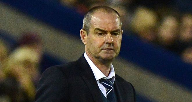 Steve Clarke: West Brom head coach plays down chances of replacing Rafa Benitez