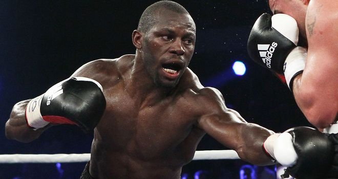 Steve Cunningham: Suffered a contentious points defeat
