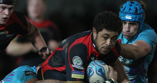 Toby Faletau: New deal with Dragons