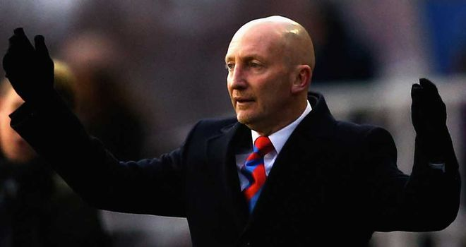 Ian Holloway: Crystal Palace manager sees his side throw away a two-goal lead at Birmingham