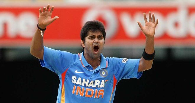 Vinay Kumar: Recall for India medium pacer