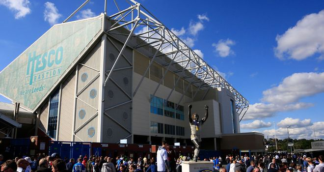 Leeds United: Saw profits reduced, according to latest financial figures