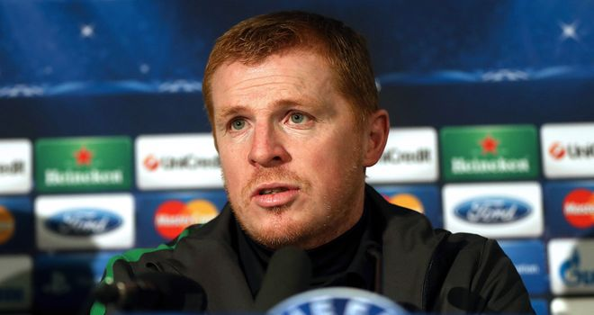 Neil Lennon: Believes his side can go even further in the Champions League