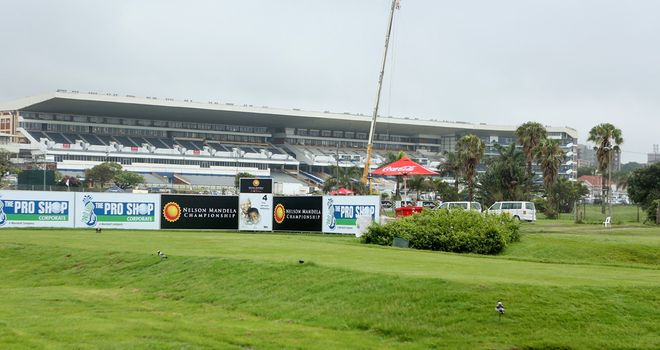 "Royal Durban Golf Club: ""Every fairway under water"""