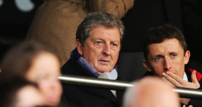 Roy Hodgson: Has concerns after the weekend fixtures