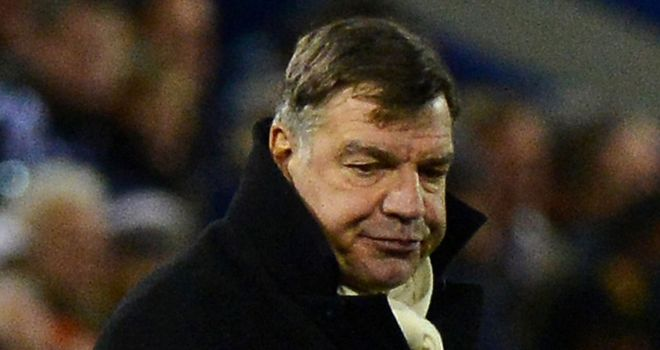 Sam Allardyce: Unhappy video technology has not been introduced in football