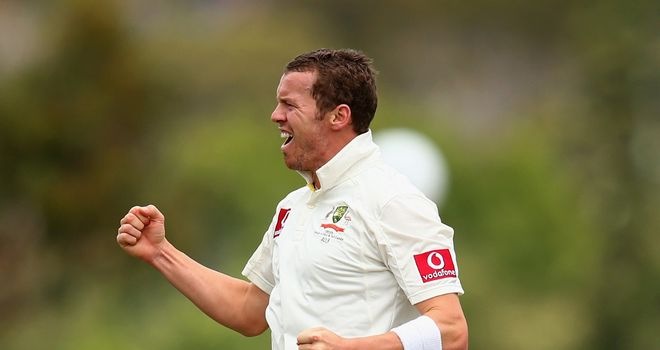 Peter Siddle: Was cleared of any ball-tampering allegations