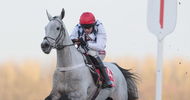 Simonsig: Makes swift reappearance at Kempton on Thursday