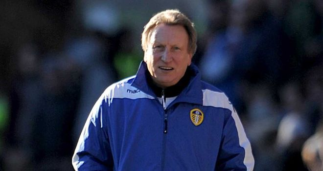 Neil Warnock: Good afternoon at Huddersfield for Leeds manager