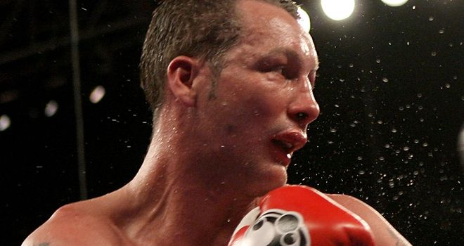 Clinton Woods: Has decided to walk away from professional boxing