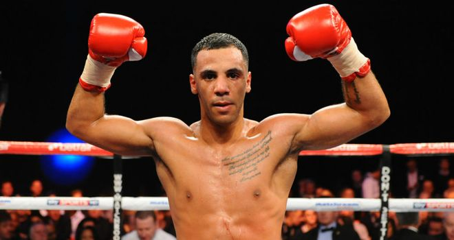 Kal Yafai: Back out on January 19 in the Midlands (Photographer credit: www.leighdawneyphotography.com)
