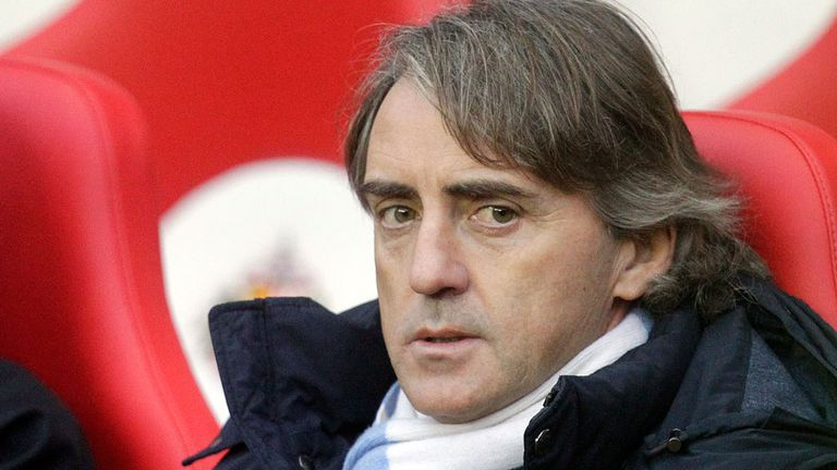 Roberto Mancini: Ruled out any new signings in January