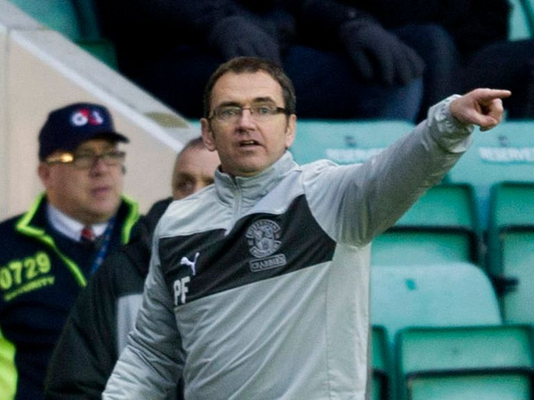 Fenlon: Hibs host Ross County next