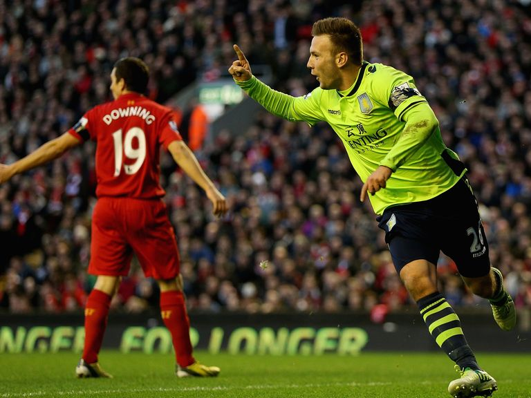 Andreas Weimann can add to his haul