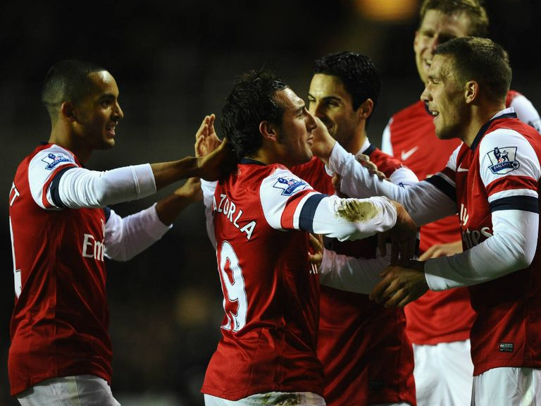 Arsenal feature in our both teams to score treble