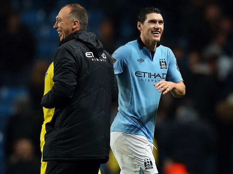 Gareth Barry: Records 'there to be broken'