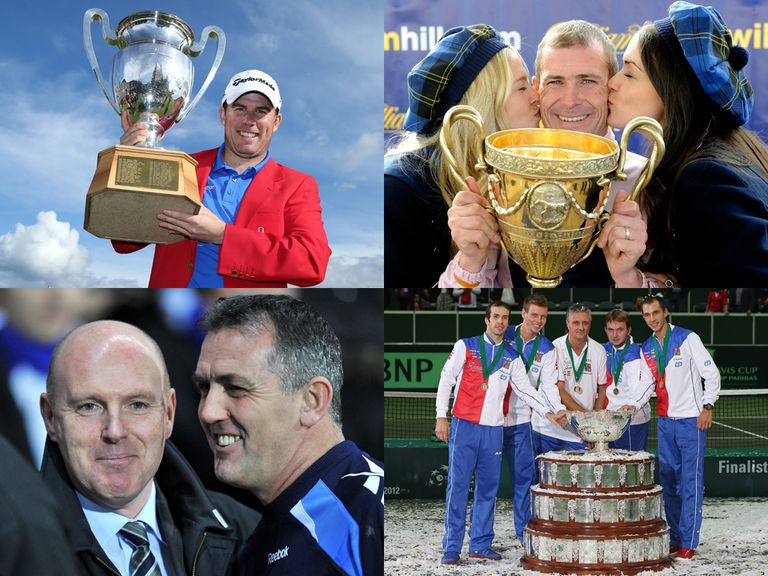 Golf, racing, football and tennis all provided 2012 profits