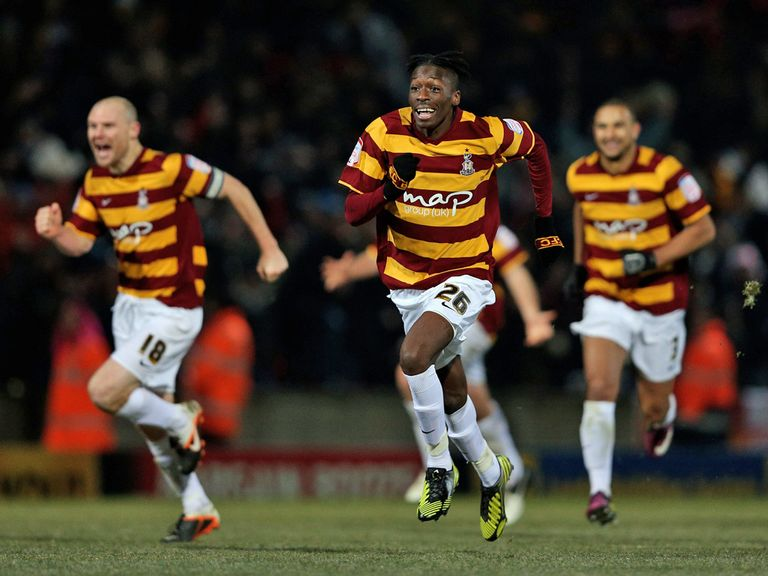 Bradford have more reason to celebrate