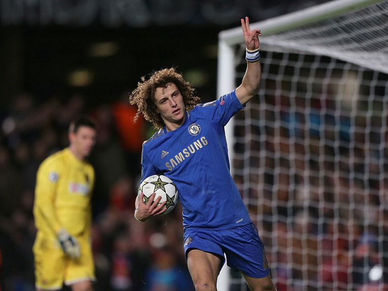 David Luiz: Wants to win the Europa League trophy