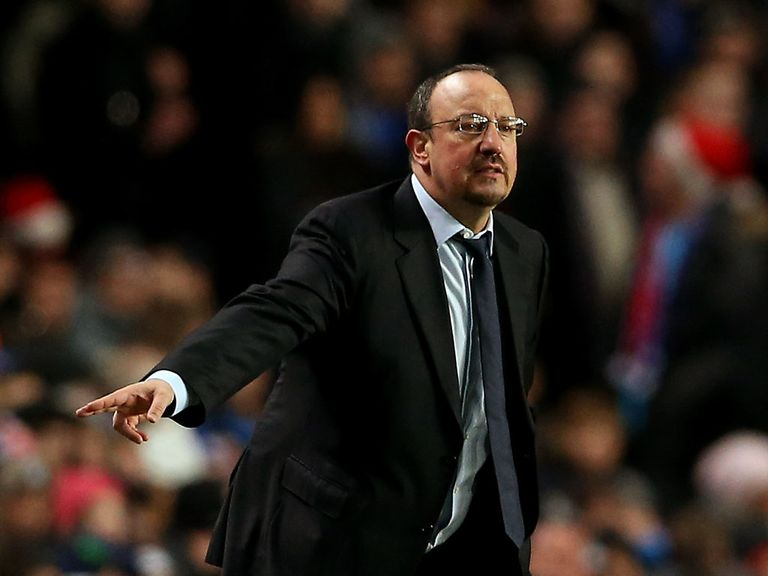 Rafael Benitez: 'Club is working'