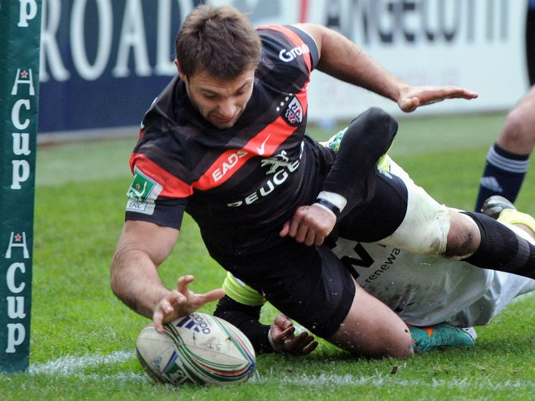 Vincent Clerc: Back in the France fold