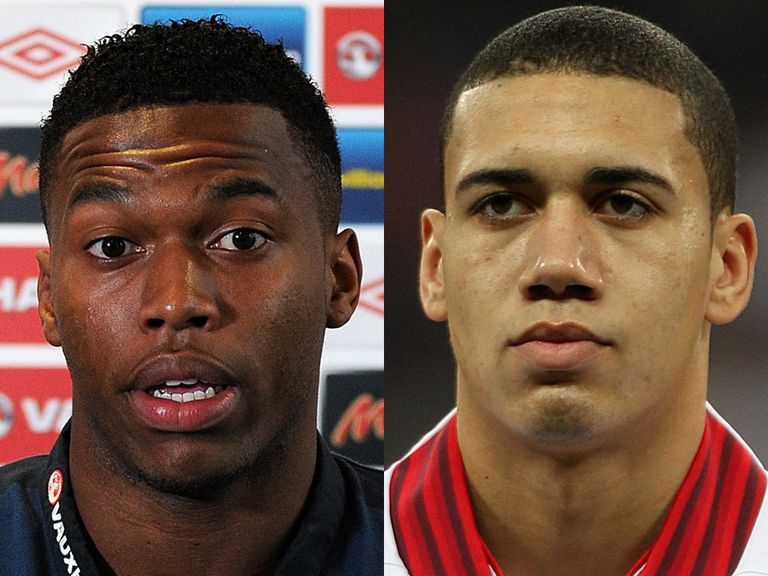 Sturridge and Smalling are two to watch in 2013