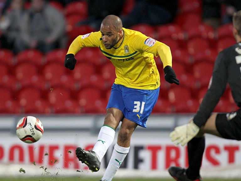 David McGoldrick: Back at Nottingham Forest