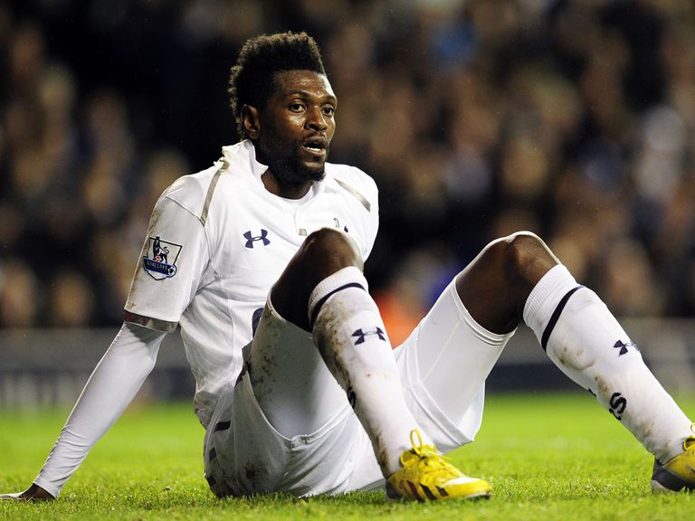 Adebayor: Traveling with Togo, according to Ameyi Gabriel