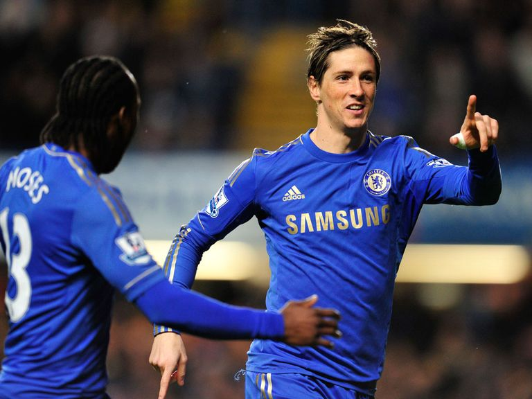 Torres: Hoping to stay at least another three more years