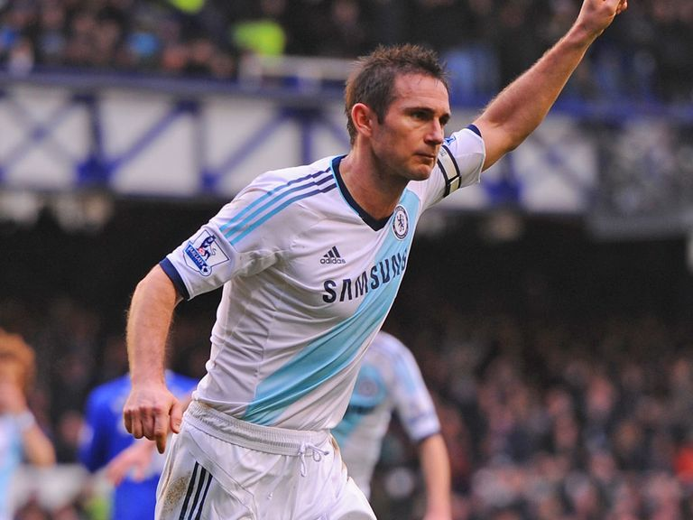 Frank Lampard: Believes Chelsea can still win the league