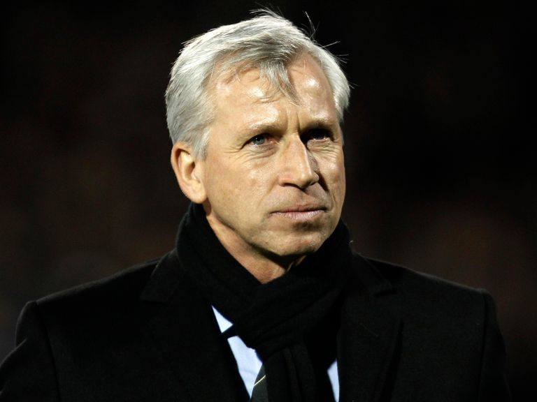 Alan Pardew's Newcastle have won just one game out of nine