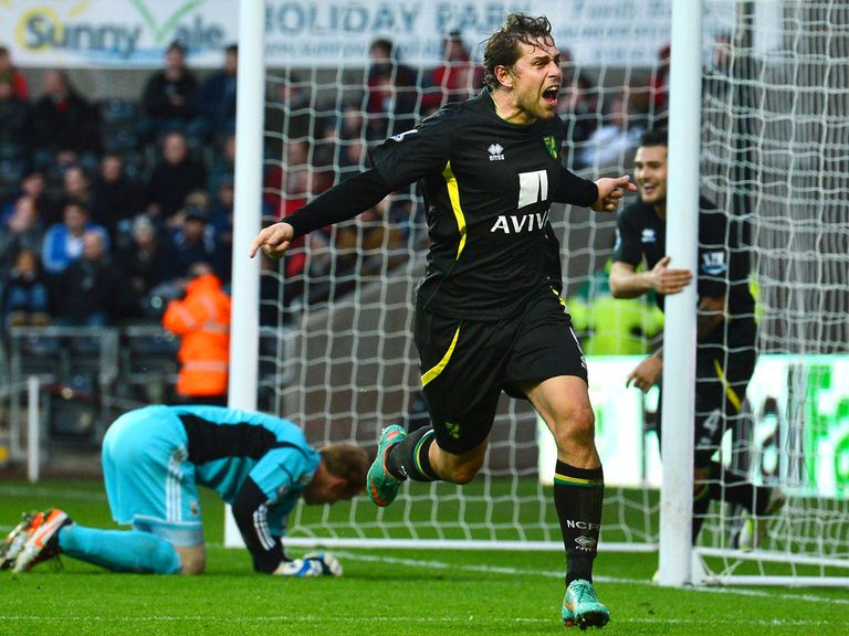 Grant Holt: Norwich striker admits this season has been 'indifferent'