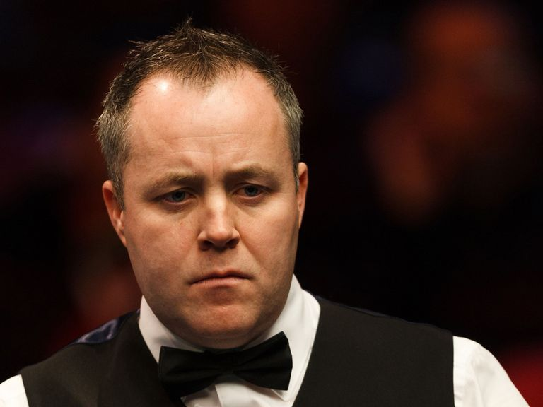 John Higgins made a 147 break in York