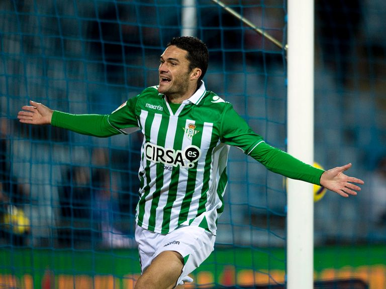 Jorge Molina: Scored a late winning goal