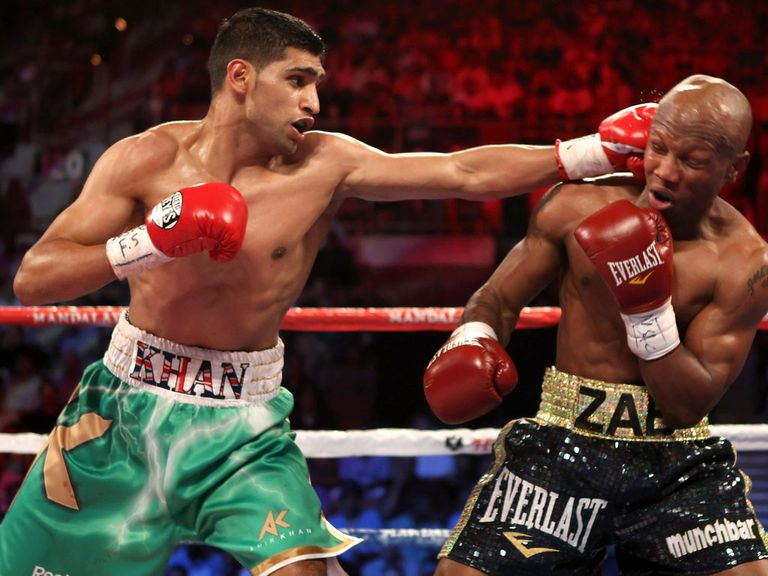 Amir Khan: Needs a winning display