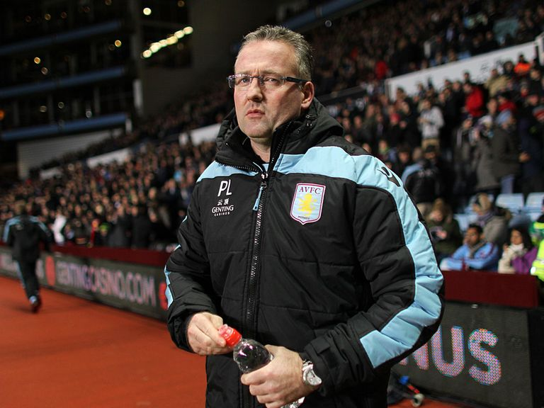 Paul Lambert: Spent £23million last summer