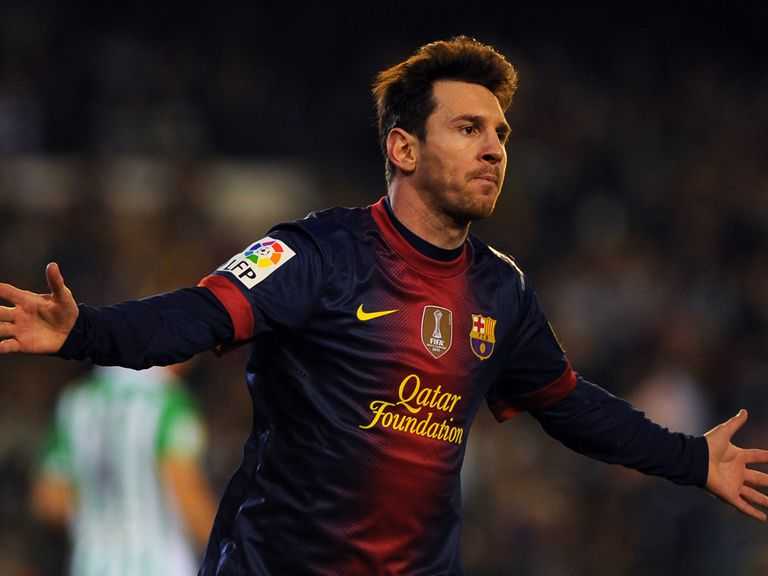 Lionel Messi: Set to sign new deal in the coming weeks