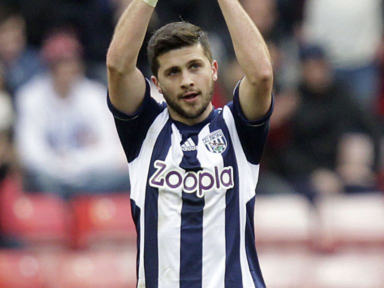 Shane Long: Happy at West Brom