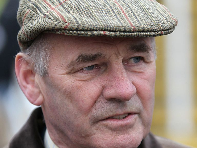 Malcolm Jefferson: His Mac Aeda is on course for Haydock