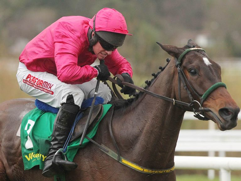 Monksland: Big player in the Ladbrokes World Hurdle