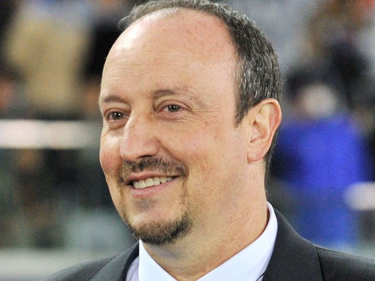 Rafael Benitez: In charge at Chelsea until the end of the season